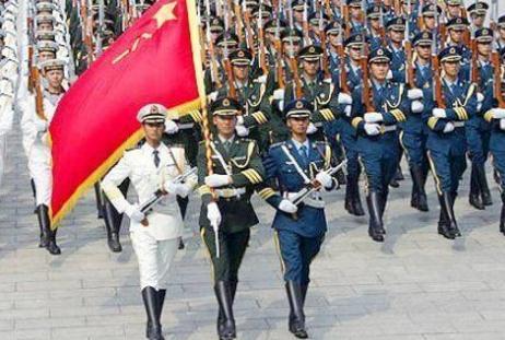 阅兵版《中国人民解放军军歌》气势恢宏!看100遍也不过瘾!