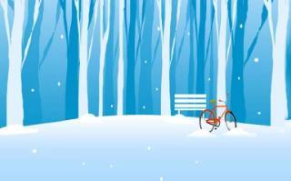 初冬清寒,10首小诗,10种寒韵之